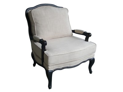 Very beautiful and traditionally French Chair $725/Celia Bedilia