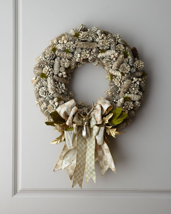 MacKenzie-Child wreath