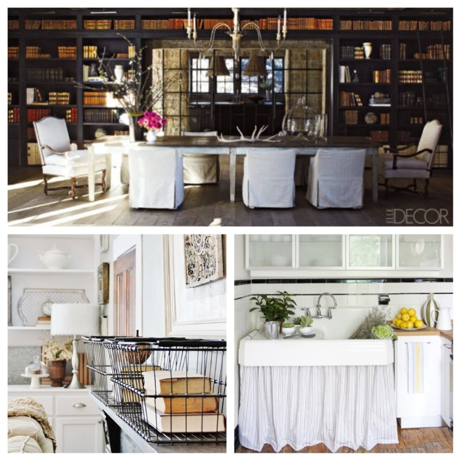 Rustic Chic…Comfort, Function & Simplicity