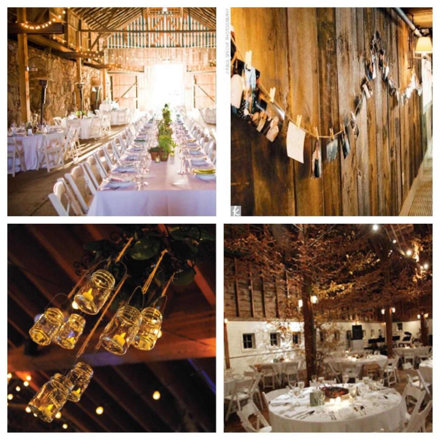 Maine Barn Wedding Ideas