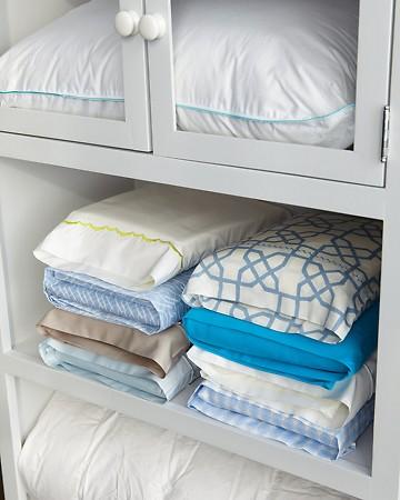 martha's idea store sheet sets in pilcase