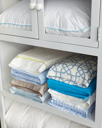 martha's idea store sheet sets in pilcase