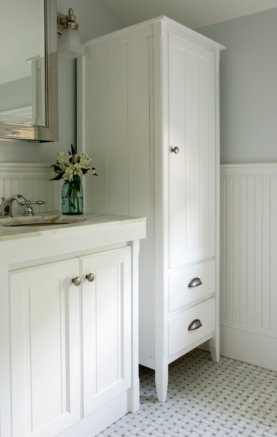 Making the Most of Small Bathroom Spaces
