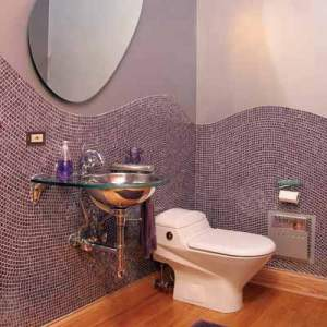 I love this Bathroom designed by Mary Lou Kalmus
