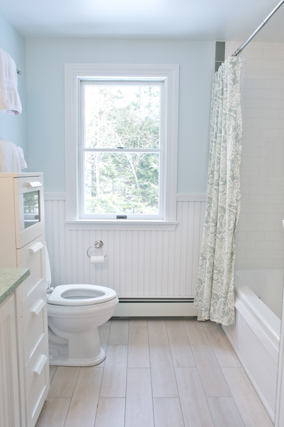 Budgeting for a small bathroom