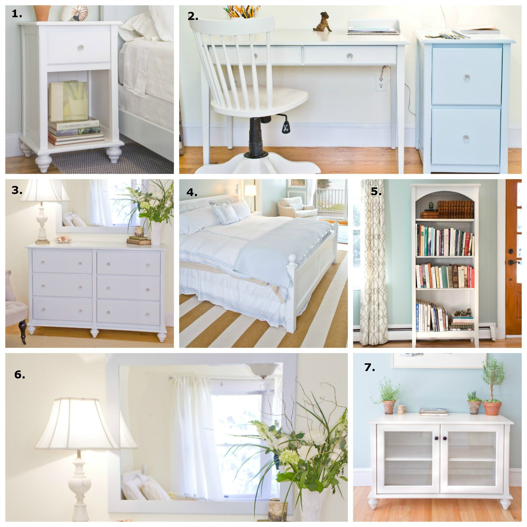 Country Beach Decorating Ideas : Coastal Style…is always in fashion!  celia bedilia designs