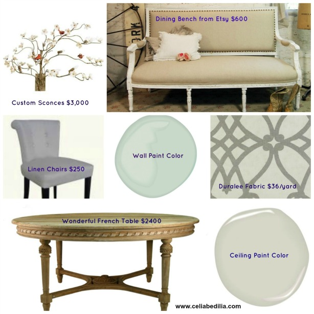 dining table project plans