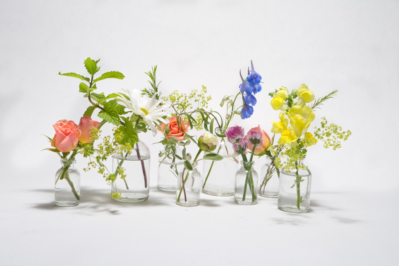 Bad Summer Weather Turn To Flower Arranging Celia Bedilia