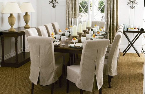 Does your Dining Room Need a Spruce Up?