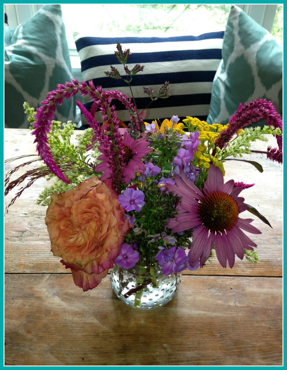 Farmers' Market Bouquet