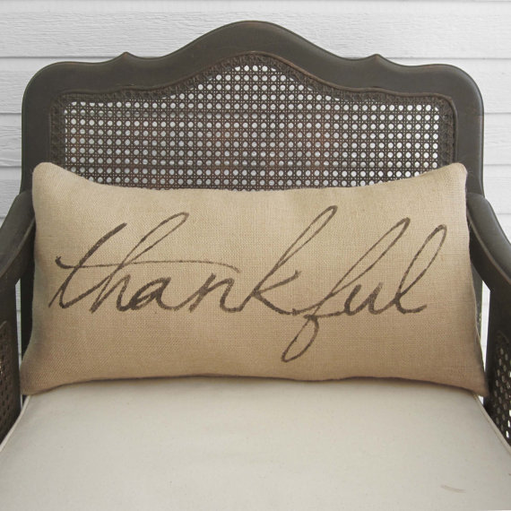 THANKGIVING DECOR PILLOW