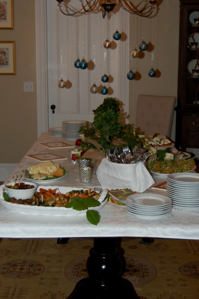 party table