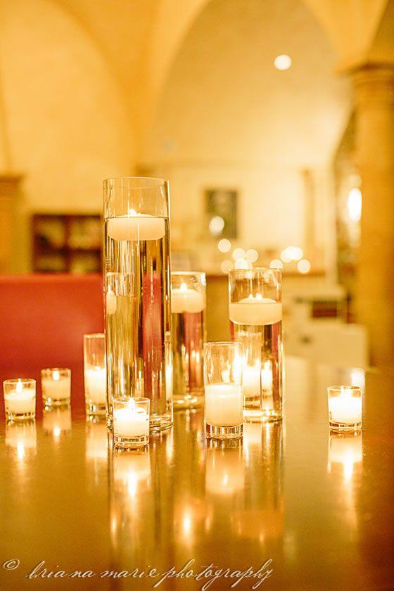 candles mm wedding