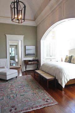 arch bedroom