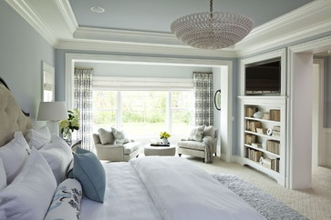 These are a few of my favorite Master Bedrooms