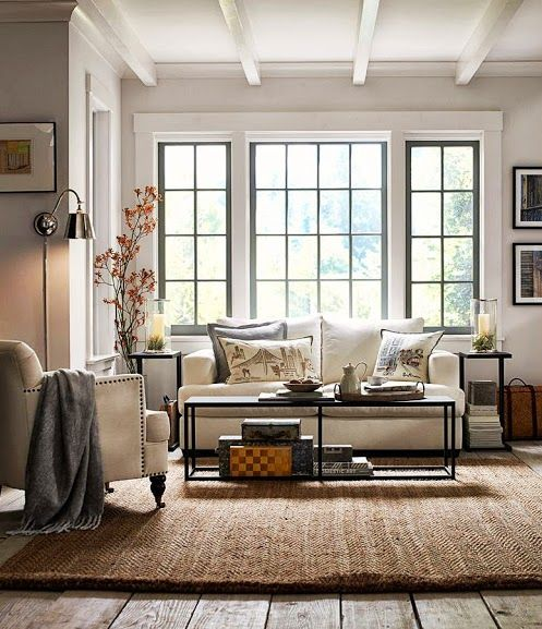 My favorite looks for the home in 2015 celia bedilia for Types of living room windows