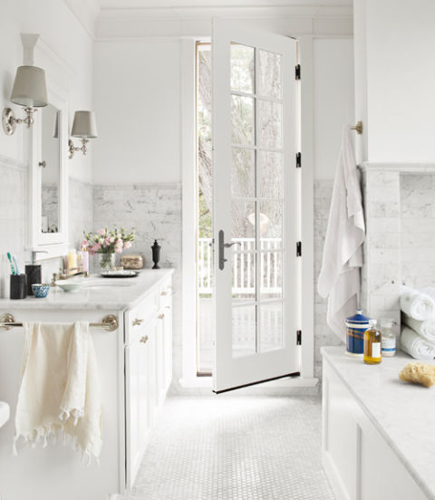 Culitvate Com Featured A Celia Bedilia Kitchen: Bright, White, Clean And Fresh