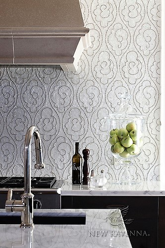 Tatewaku Mosaic Backsplash