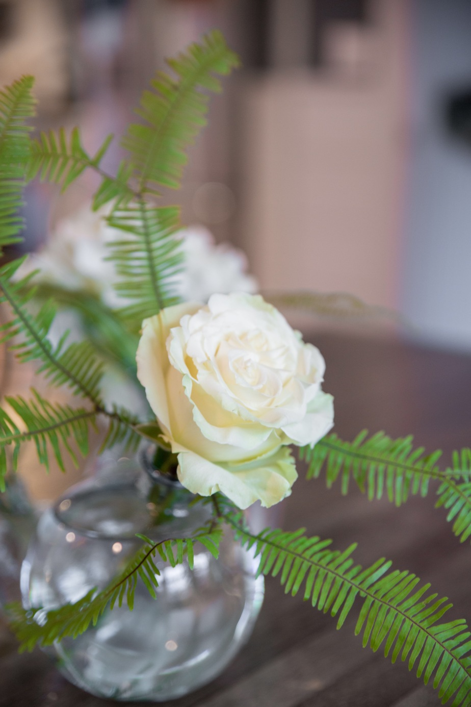 Wedding centerpieces with style