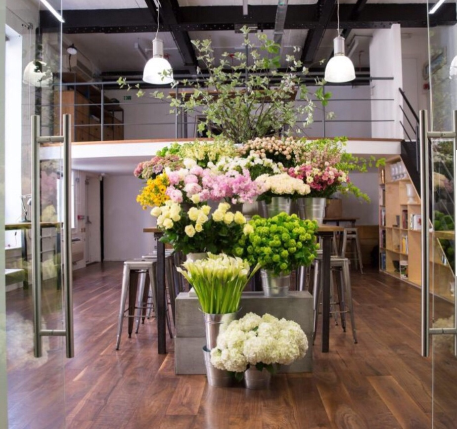 London Flower School Floristry Class